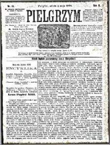 Pielgrzym, pismo religijne dla ludu 1878 nr 52