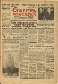 Gazeta Pomorska, 1949.09.29, R.2, nr 268