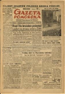 Gazeta Pomorska, 1949.09.30, R.2, nr 269