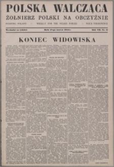 Polska Walcząca - Żołnierz Polski na Obczyźnie 1945.03.17, R. 7 nr 11
