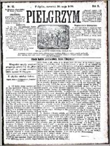 Pielgrzym, pismo religijne dla ludu 1878 nr 62