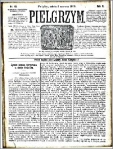 Pielgrzym, pismo religijne dla ludu 1878 nr 63