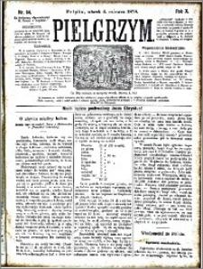 Pielgrzym, pismo religijne dla ludu 1878 nr 64