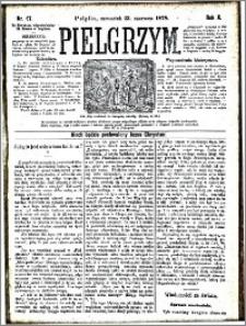Pielgrzym, pismo religijne dla ludu 1878 nr 67