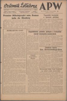 Dziennik Żołnierza APW Wydanie polowe B 1944.10.12, R. 2 nr 177