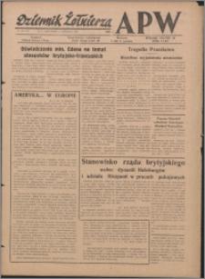 Dziennik Żołnierza APW Wydanie polowe B 1944.11.16, R. 2 nr 199