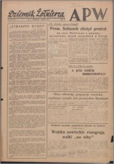 Dziennik Żołnierza APW Wydanie polowe B 1946.03.07, R. 4 nr 57