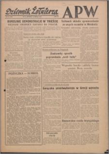 Dziennik Żołnierza APW Wydanie polowe B 1946.03.12, R. 4 nr 61