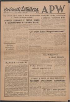 Dziennik Żołnierza APW Wydanie polowe B 1946.03.26, R. 4 nr 73
