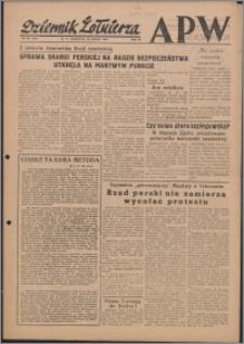 Dziennik Żołnierza APW Wydanie polowe B 1946.03.28, R. 4 nr 75