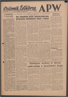 Dziennik Żołnierza APW Wydanie polowe B 1946.03.31, R. 4 nr 78