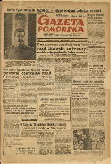 Gazeta Pomorska, 1949.10.01, R.2, nr 270