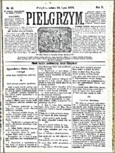 Pielgrzym, pismo religijne dla ludu 1878 nr 83