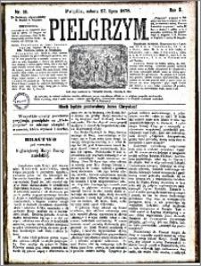 Pielgrzym, pismo religijne dla ludu 1878 nr 86