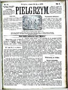 Pielgrzym, pismo religijne dla ludu 1878 nr 87