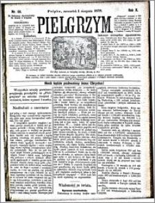Pielgrzym, pismo religijne dla ludu 1878 nr 88