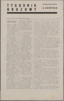 Tygodnik Obozowy 3 Korpusu 1944 nr 30