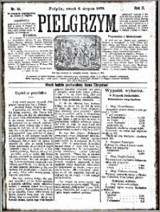 Pielgrzym, pismo religijne dla ludu 1878 nr 90