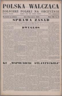 Polska Walcząca - Żołnierz Polski na Obczyźnie 1946.03.30, R. 8 nr 13