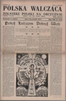 Polska Walcząca - Żołnierz Polski na Obczyźnie 1946.12.21, R. 8 nr 51-52
