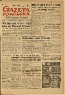 Gazeta Pomorska, 1949.12.22, R.2, nr 352