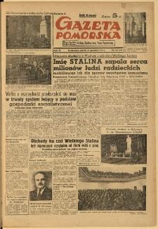 Gazeta Pomorska, 1949.12.23, R.2, nr 353