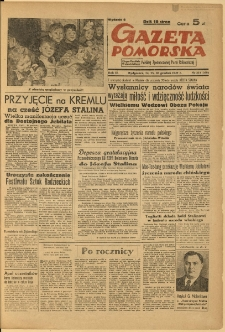 Gazeta Pomorska, 1949.12.24-26, R.2, nr 354