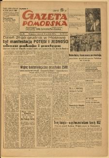 Gazeta Pomorska, 1949.12.29, R.2, nr 357