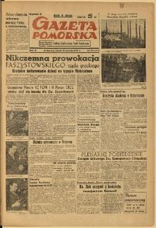 Gazeta Pomorska, 1949.12.30, R.2, nr 358