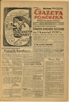 Gazeta Pomorska, 1949.12.31, R.2, nr 359