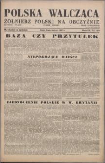 Polska Walcząca - Żołnierz Polski na Obczyźnie 1947.03.08, R. 9 nr 8-9