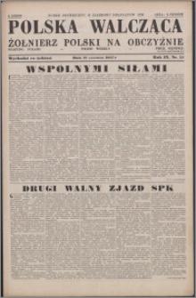 Polska Walcząca - Żołnierz Polski na Obczyźnie 1947.06.21, R. 9 nr 24