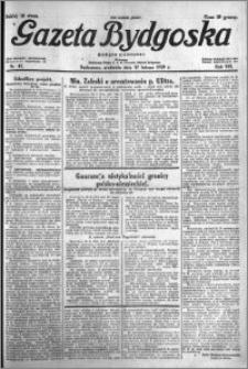Gazeta Bydgoska 1929.02.17 R.8 nr 40