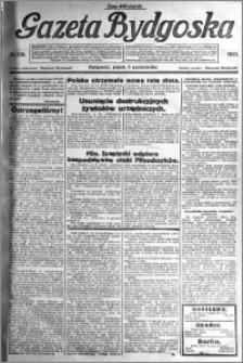Gazeta Bydgoska 1923.10.05 R.2 nr 228