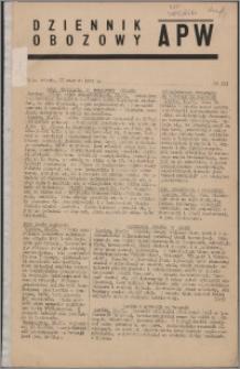 Dziennik Obozowy APW 1944.06.17 nr 113