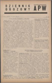 Dziennik Obozowy APW 1944.07.11 nr 133