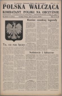 Polska Walcząca - Kombatant Polski na Obczyźnie 1948.03.06, R. 10 nr 10