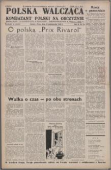 Polska Walcząca - Kombatant Polski na Obczyźnie 1948.10.30, R. 10 nr 44