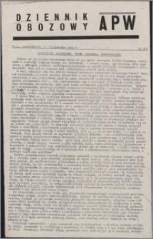 Dziennik Obozowy APW 1944.10.02 nr 203