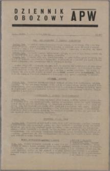 Dziennik Obozowy APW 1944.10.06 nr 207