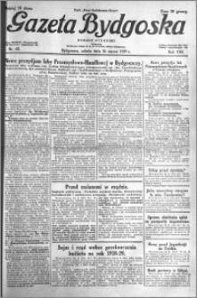 Gazeta Bydgoska 1929.03.16 R.8 nr 63