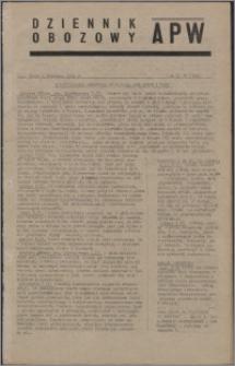 Dziennik Obozowy APW 1945.04.04, R. 2 nr 76