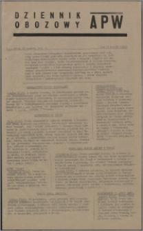 Dziennik Obozowy APW 1945.06.27, R. 2 nr 129