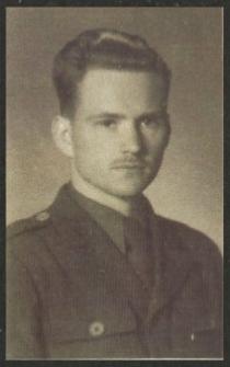 """Czerniawski Eugeniusz pseud. """"Grom"""" - fotografia"""