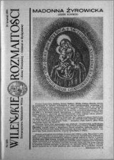 Wileńskie Rozmaitości 1991 nr 4 (8)