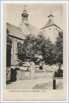 Grudziądz. Kościół św. Mikołaja - fara