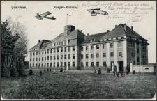 Graudenz. Flieger - Kaserne