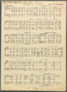 Chrystus-Król : chór mieszany i sopran solo