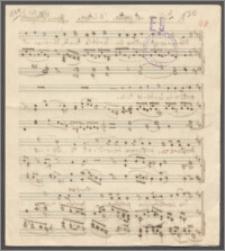 Diffusa est gratia : (2 lutego) : [ na tenor z akompaniamentem organów lub fortepianu]