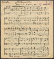 Śpiewak - zwycięzca : chór męski
